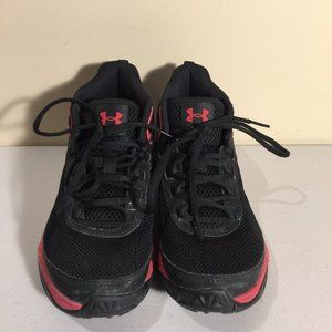 UNDER ARMOUR Boys Running Shoes Size 4